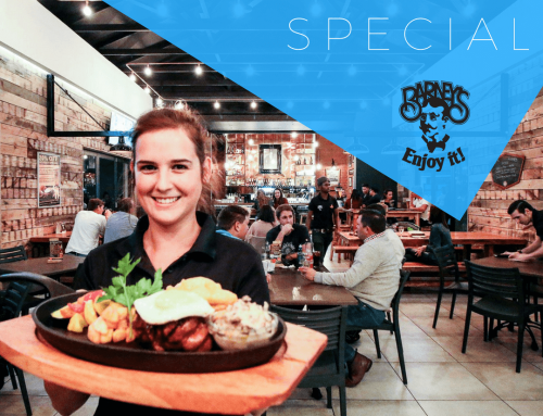 Steakhouse Special – R110 (Fridays)